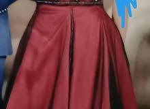 للبيع فستان طويل500 و قصير 300