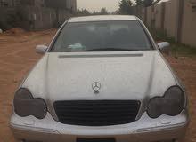 Mercedes Benz C 200 2003 For sale - Silver color