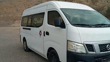 باص نيسان وكاله موديل 2014 عمان 15 راكب العريض جمات تماتك باب اتماتك مطلوب 3600