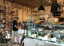 New cafe need parista