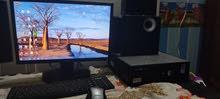 جهاز كومبيوتر ديل اوريجينال بالشاشة ال جي
