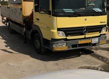 شاحنة مرسيدس 2007