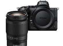 camera nikon z5  24-200