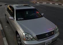 lexus ls430 for sale 2001 half ultra