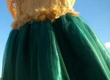 فستان تصميمي للبيع
