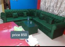 طقم كنب زاوية مودرن للبيع جديد تماما L shap sofa for sale brand new in vary low price