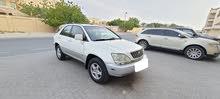LEXSUS RX 300 2003 ACCIDENT FREE LOW MILEGE URGENT SALE 10000 FIX PRICE