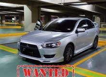 (Wanted only) MITSUBISHI lancer GT full
