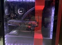Full powerful gaming PC set