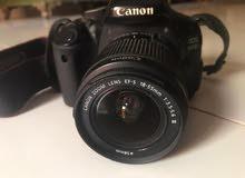 Canon d600 كاميرا