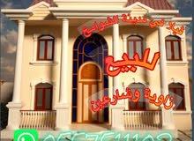 للبيع فيلا سكنية منطقة الشوامخ زاوية وشارعين جديده تشطيب مميز