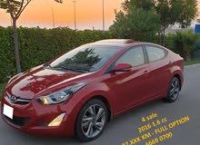 Hyundai Elantra 2016_ 37,XXX KM ONLY_FULL OPTION.