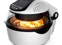 Smart WIFI 5-in-1 air fryer roast bake electric grill hot air fryer oven