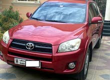 TOYOTA RAV4 RED COLOR