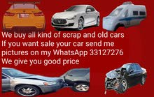 buy scrap and old cars