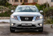 2017 Nissan Pathfinder Hybrid SV AWD