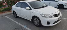 Toyota corolla 2011 for sale, single owner since 2011