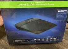 router linksys e1200
