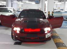 سيارة موستنج معدله شلبي و مزوده فلتر رياضي (0552561003) غير قابل للتفاوض