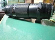 عدسة نيكون زوم ممتازة Nikon 75-300mm Zoom