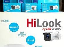 أفضل أنواع كاميرات المراقبة HIKVISION /HILOOK