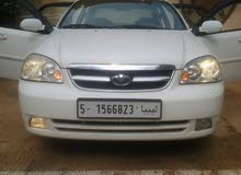 Daewoo Lacetti car for sale 2005 in Zawiya city