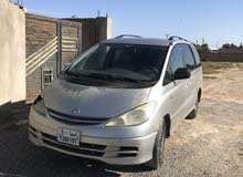 Gasoline Fuel/Power   Toyota Previa 2002