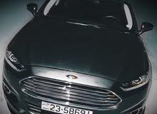 سيارة فيوجن 2016 على استعداد لتوصيل موظفين و عاملين من نفس المنطقه بعد الساعه 10 مساءآ