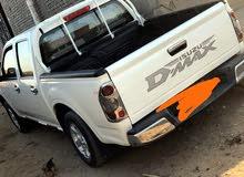 عربيه ايسوزو دي ماكس دوبل كابينه 2006 للبيع
