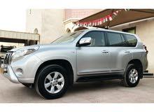 Toyota Prado car for sale 2015 in Muscat city