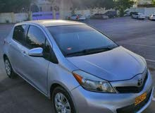 Toyota Yaris car for sale 2013 in Muscat city
