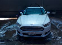 For sale 2014 White Fusion