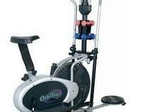دراجة أوربتراك المطورة مع القرص
