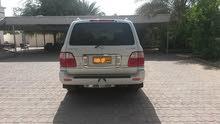 Lexus LX 2005 For sale - White color