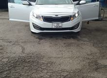 Hybrid Fuel/Power   Kia Optima 2012
