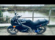 Used Kawasaki motorbike made in 2007 for sale