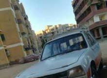 سيارة بيجو 7 راكب اجرة اسوان للبيع