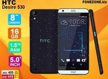 HTC desire 530 بحالة جيده للبيع