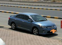 Toyota Corolla 2013 For sale - Blue color