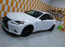 Lexus ISF 2014 For sale - White color