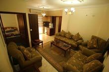 شقة مفروشة ارضية للايجار في عمان الاردن - ابو نصير