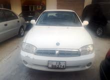 Available for sale! 1 - 9,999 km mileage Kia Spectra 2002