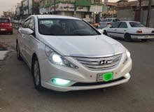 Automatic White Hyundai 2011 for sale