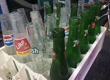 عبوه زجاجيه(بطول زجاج)