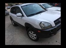 White Hyundai Tucson 2008 for sale
