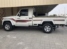For sale Toyota Land Cruiser Pickup car in Abu Dhabi