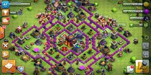 يوجد فيصال  clash of clans