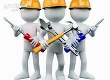 صيانة و تصليح جميع انواع الثلاجات والغسالات والمكيفات في المنزل خدمة 24ساعة