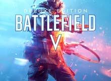 اريد لعبة Battlefeild V جديده او مستعمله