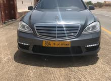 km Mercedes Benz S 500 2009 for sale